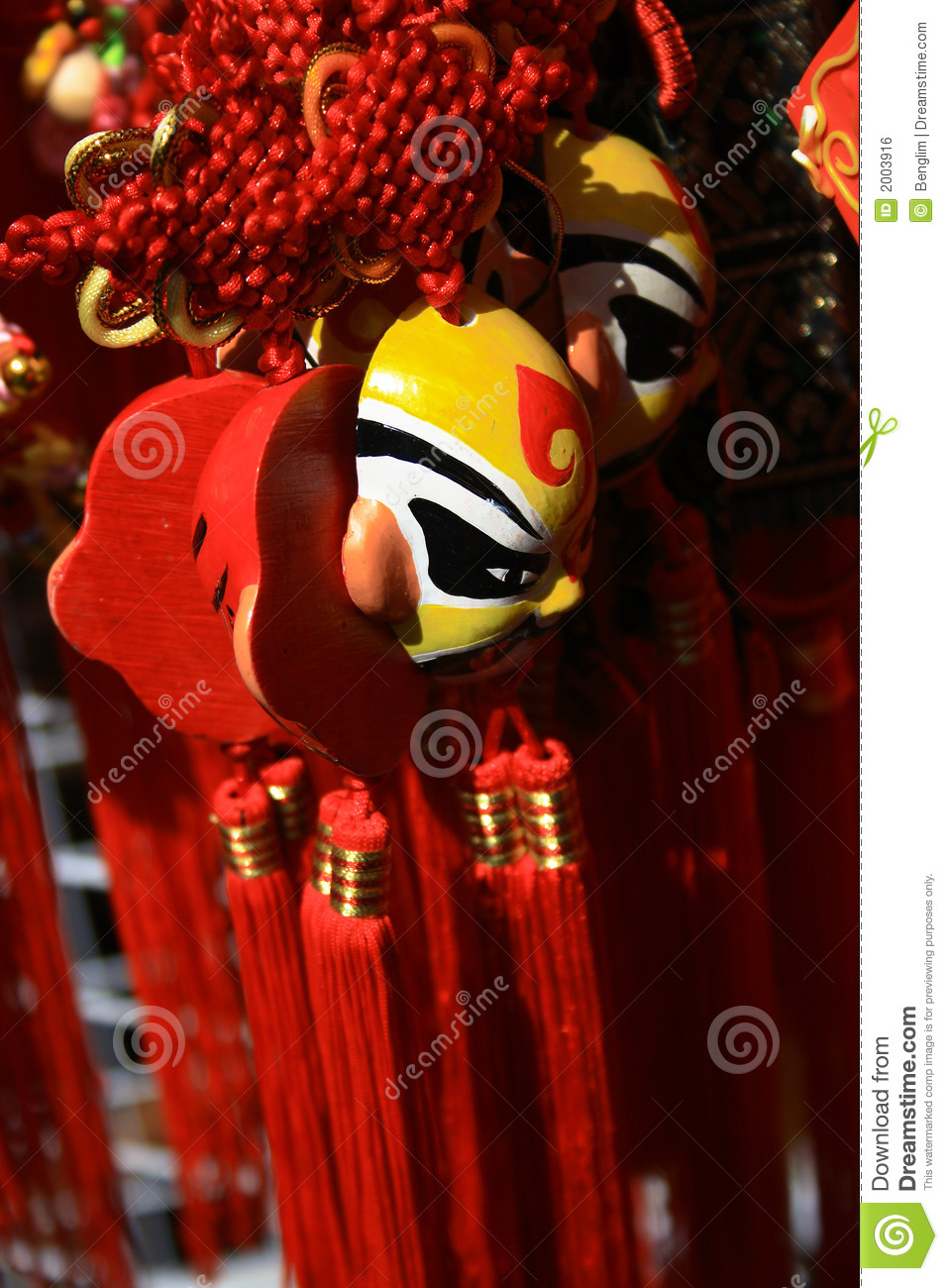 Lunar new year decoration royalty free stock image image - Lunar new year decorations ...