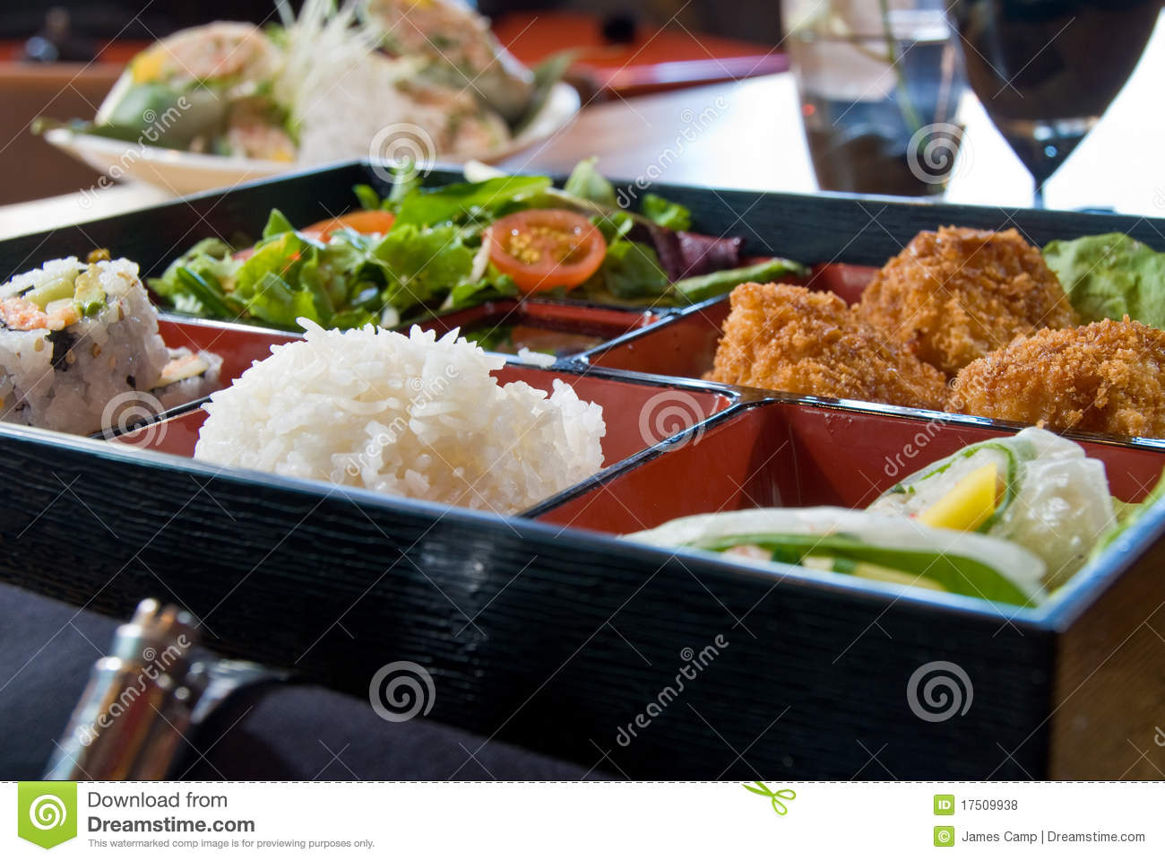 lunch bento box royalty free stock photos image 17509938. Black Bedroom Furniture Sets. Home Design Ideas