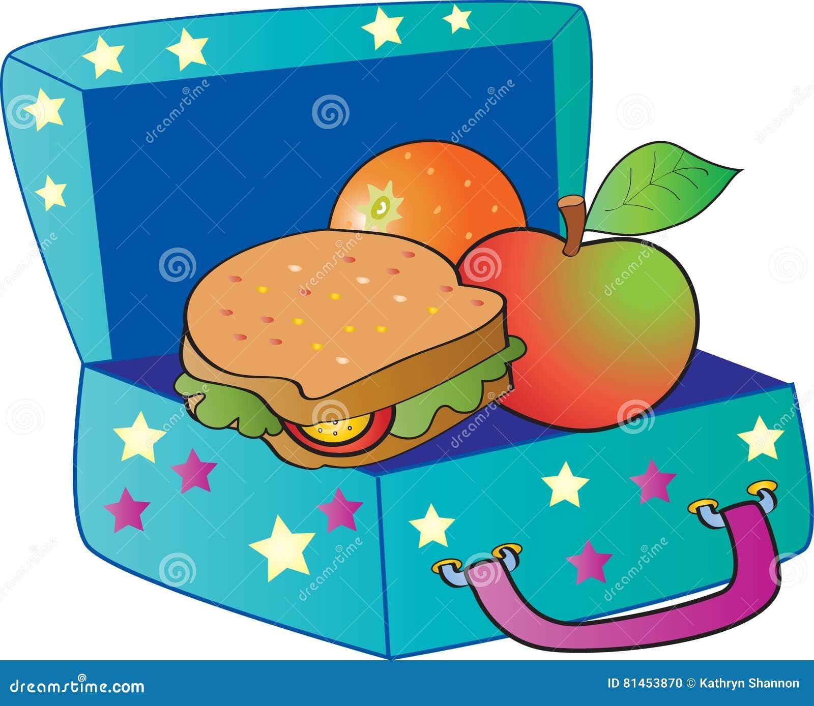 lunch box clipart free - Jaxstorm.realverse.us