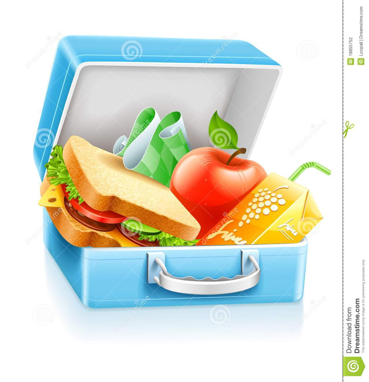 Displaying 19> Images For - Healthy Lunch Clipart...