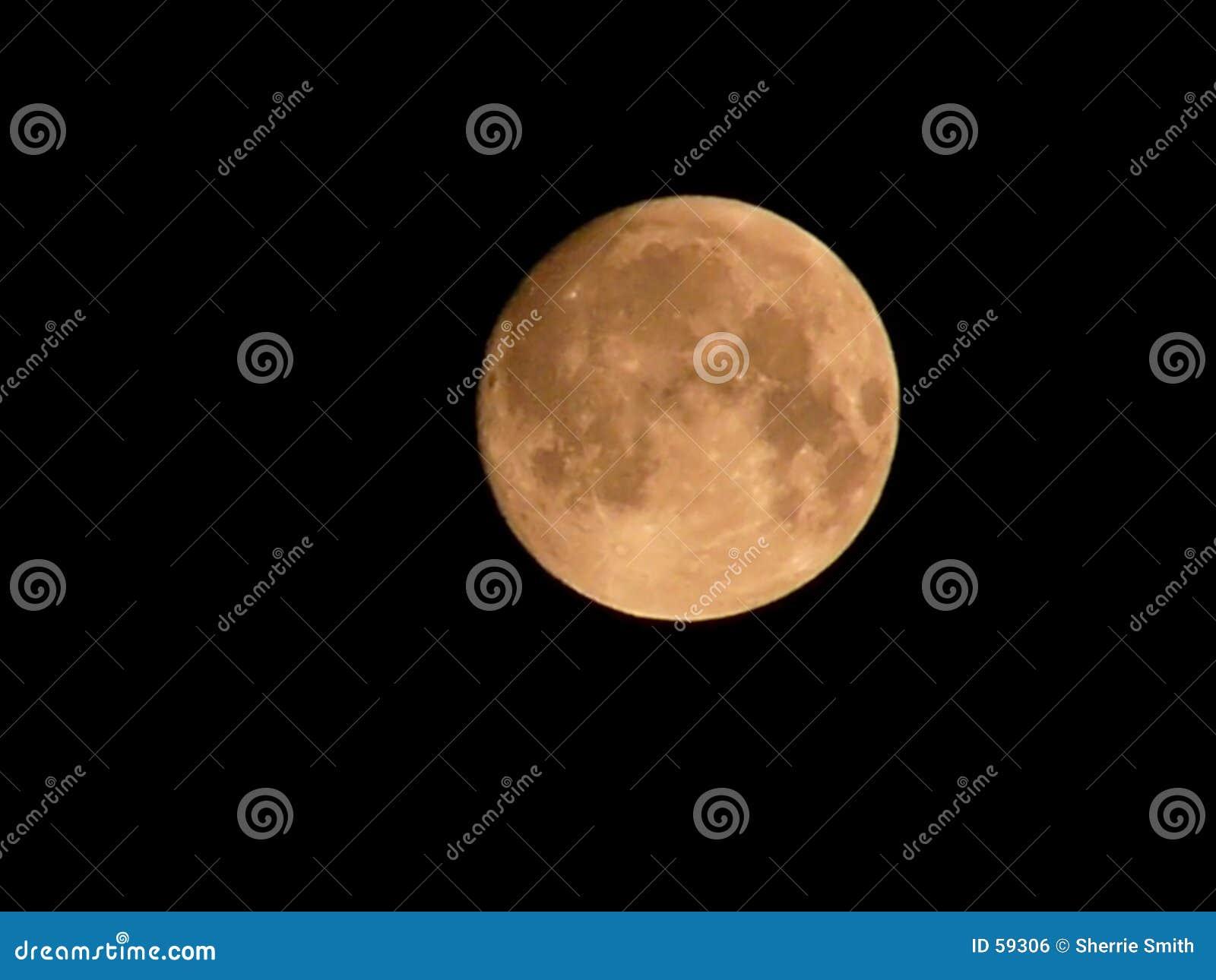 Download Lune photo stock. Image du ciel, solaire, lumineux, cratères - 59306