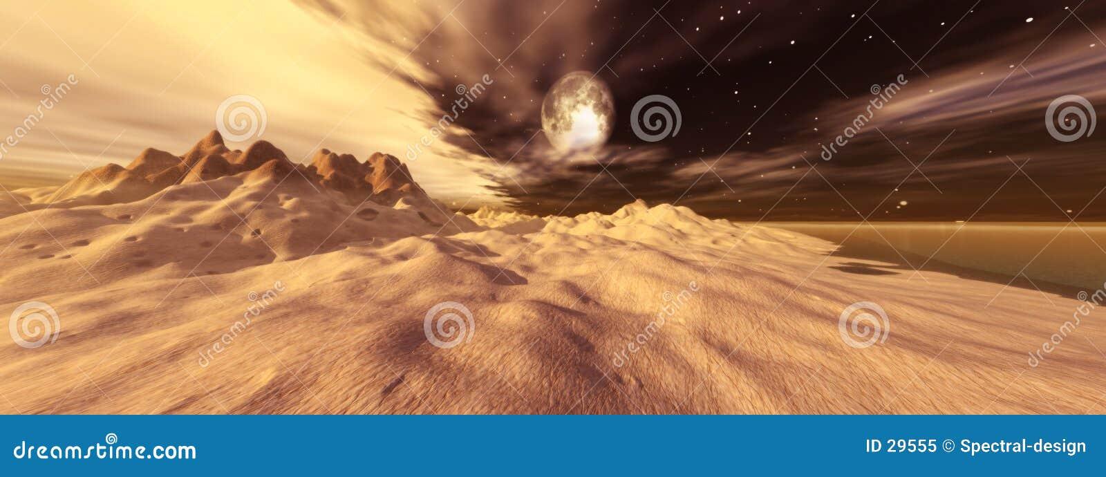 Lune de Tusken