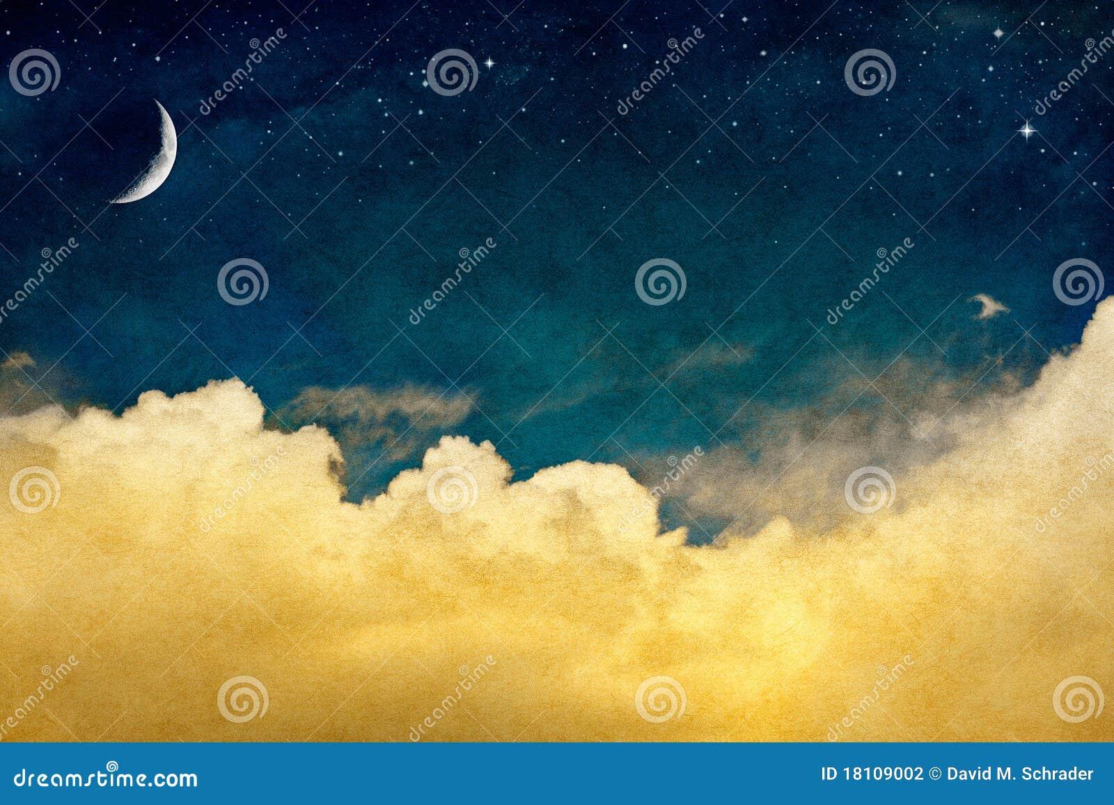 Lune et Cloudscape