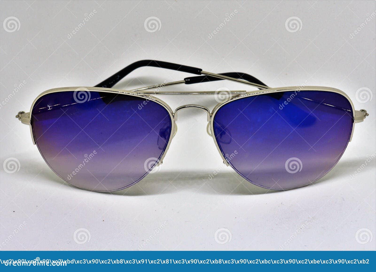 beca86c166 Lunettes de soleil bleues Verres universels pour les hommes ou des femmes  Verres teintés bleus pour conduire ou marcher