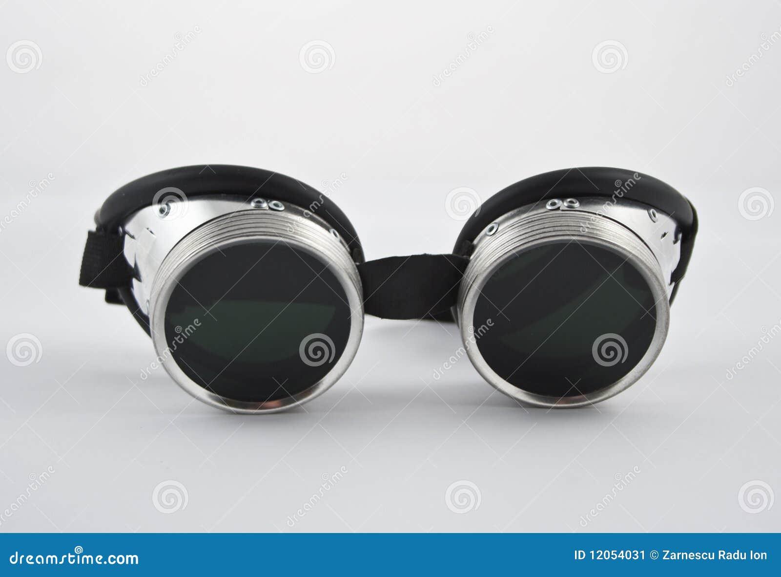 lunettes de soudure image stock image du pare protection. Black Bedroom Furniture Sets. Home Design Ideas