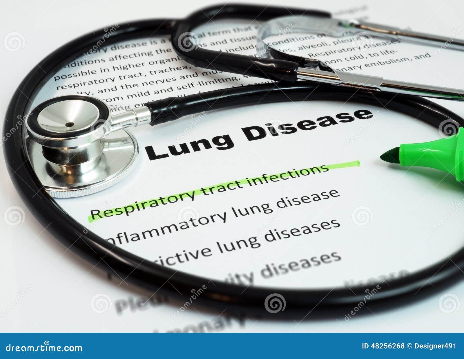 respiratory problems essay