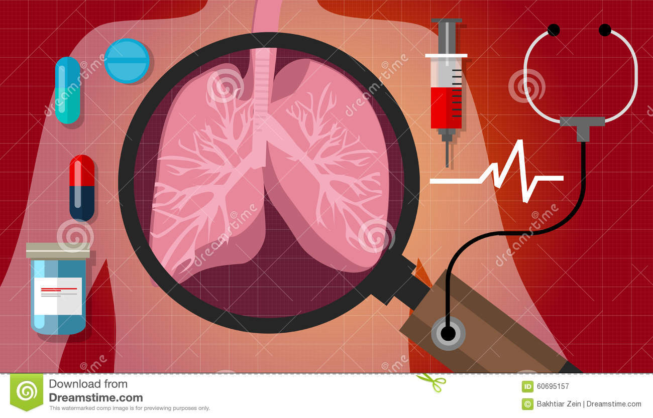 Lung Respiratory Cancer Health Medication Anatomy Medical Care Cure ...