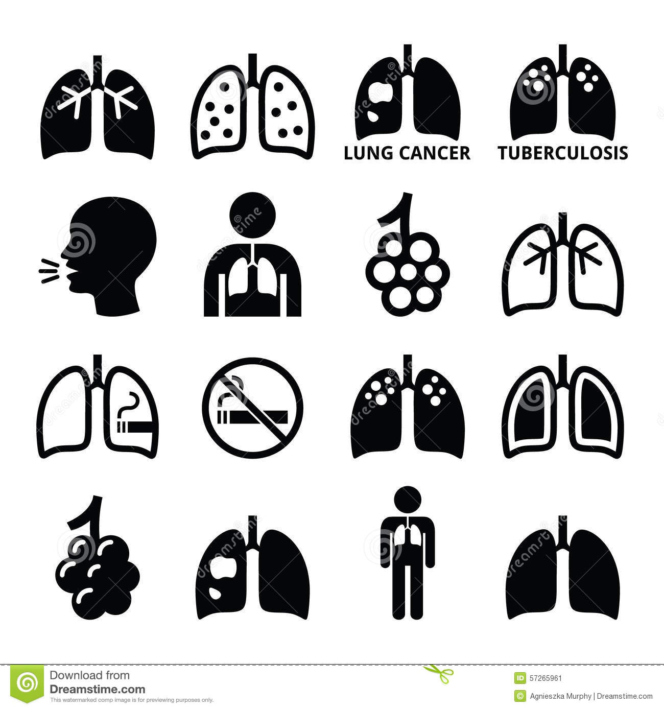http://thumbs.dreamstime.com/z/lungs-lung-disease-icons-set-tuberculosis-cancer-human-body-parts-isolated-white-57265961.jpg