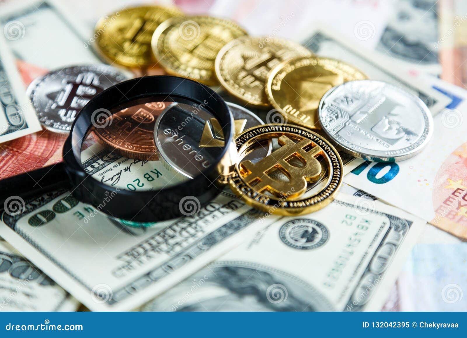 investimento de imagens bitcoin