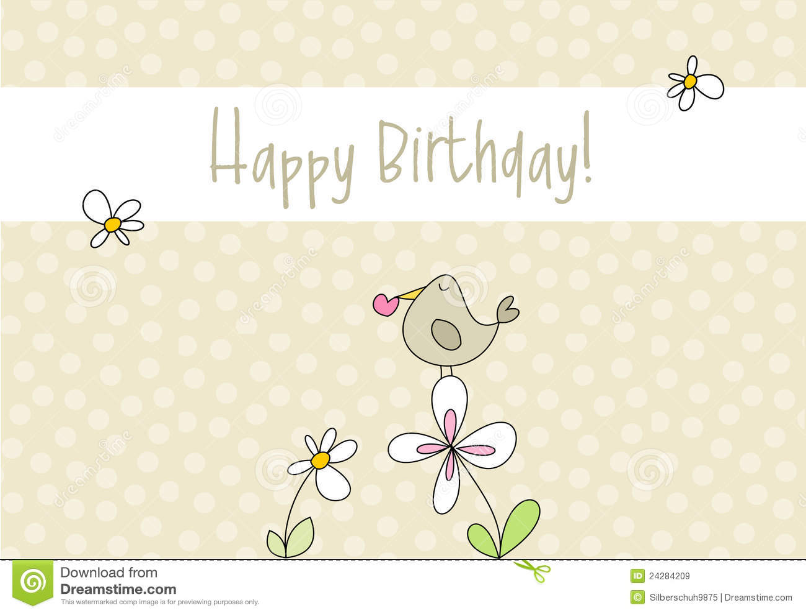 Alles Gute Zum Geburtstag Lacheln Vogel Lustig Leinwandbilder