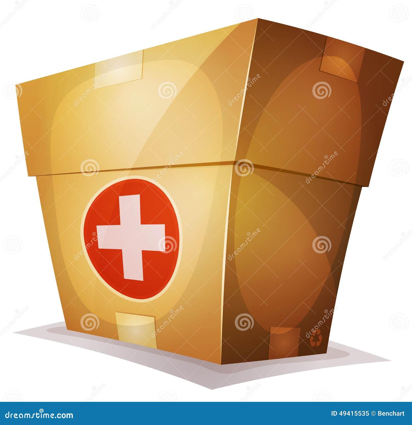 Download Lustiger Medizin-Kasten Für Ui-Spiel Vektor Abbildung - Illustration von ikone, sicherheit: 49415535