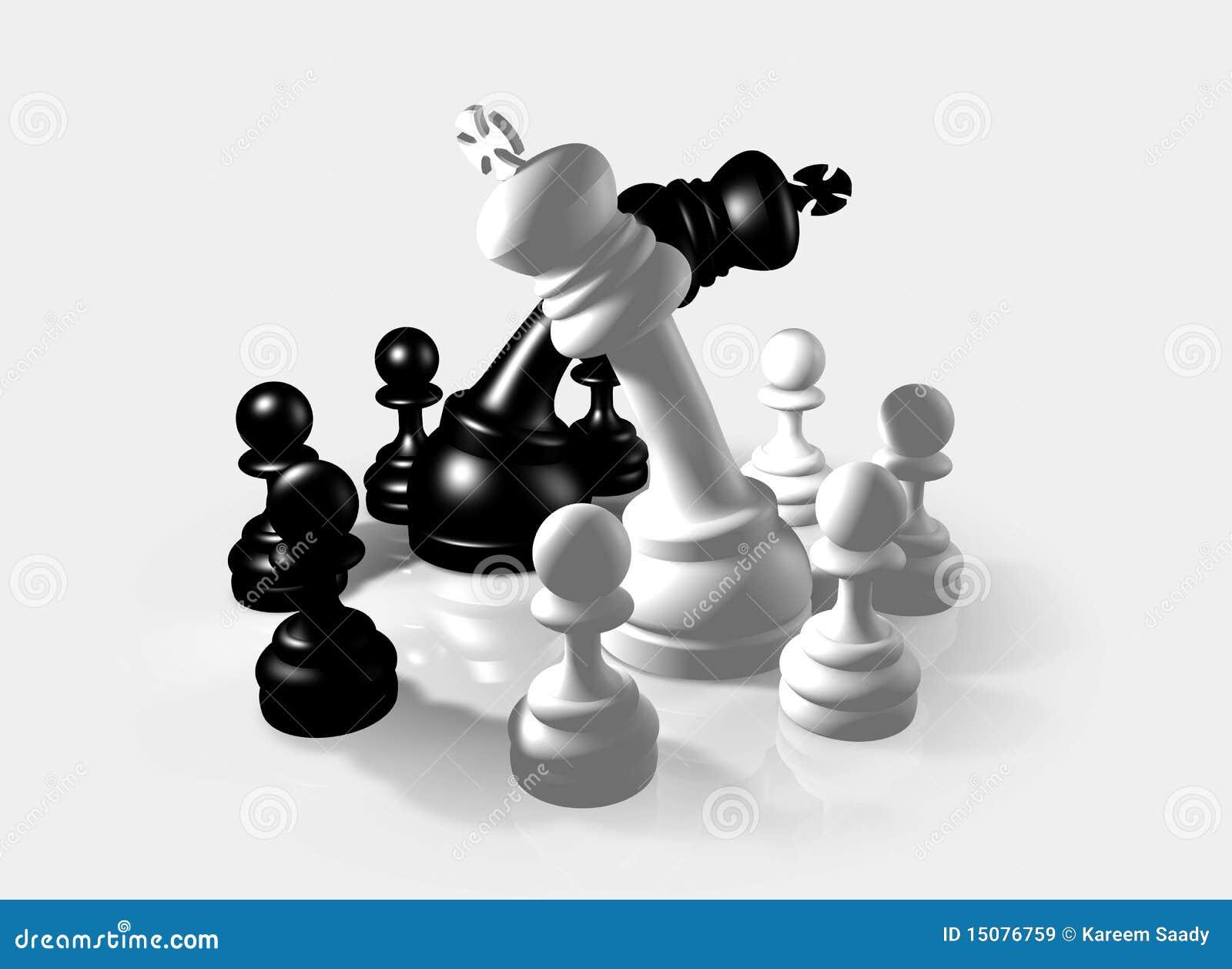 Luta da xadrez