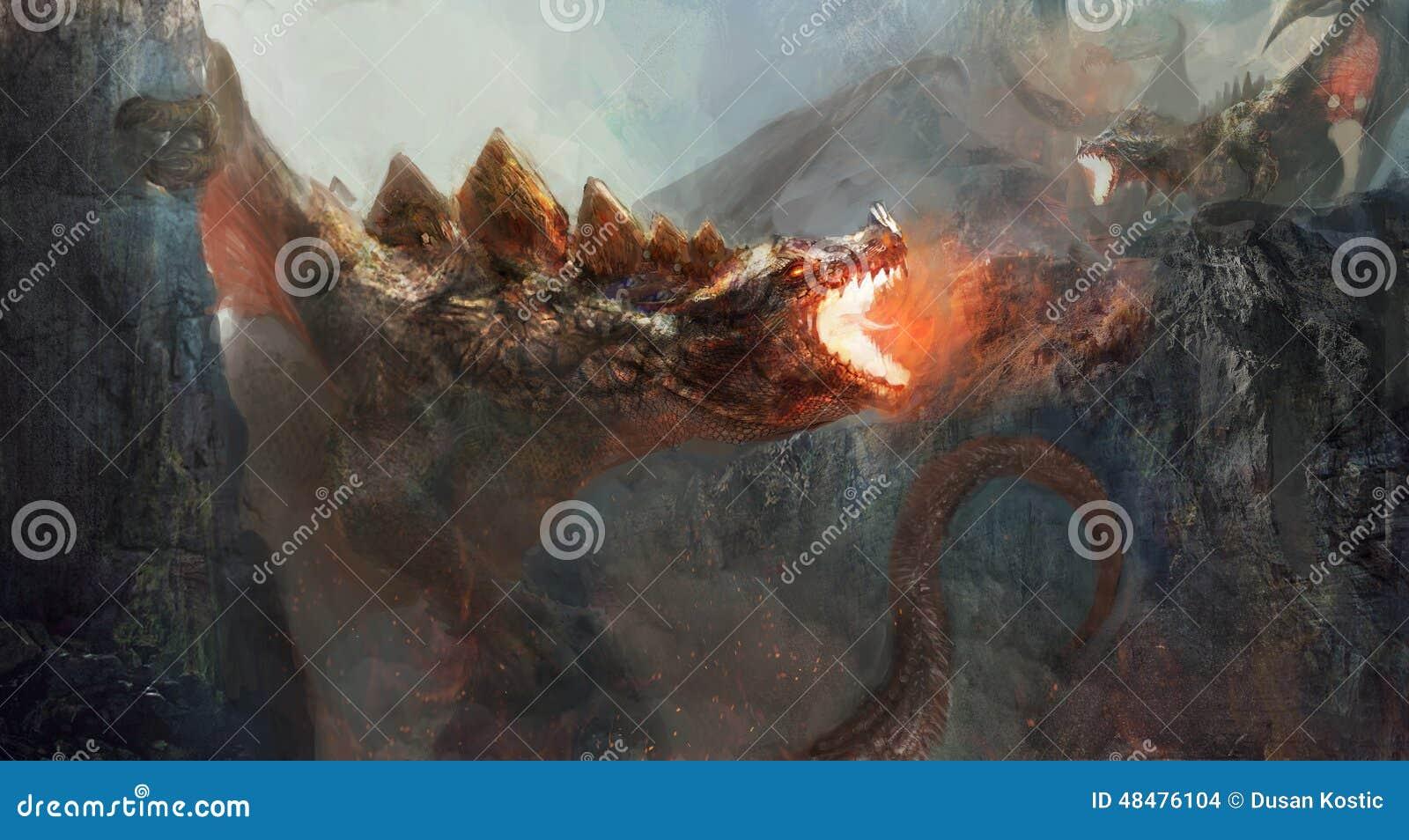 Luta do dragão
