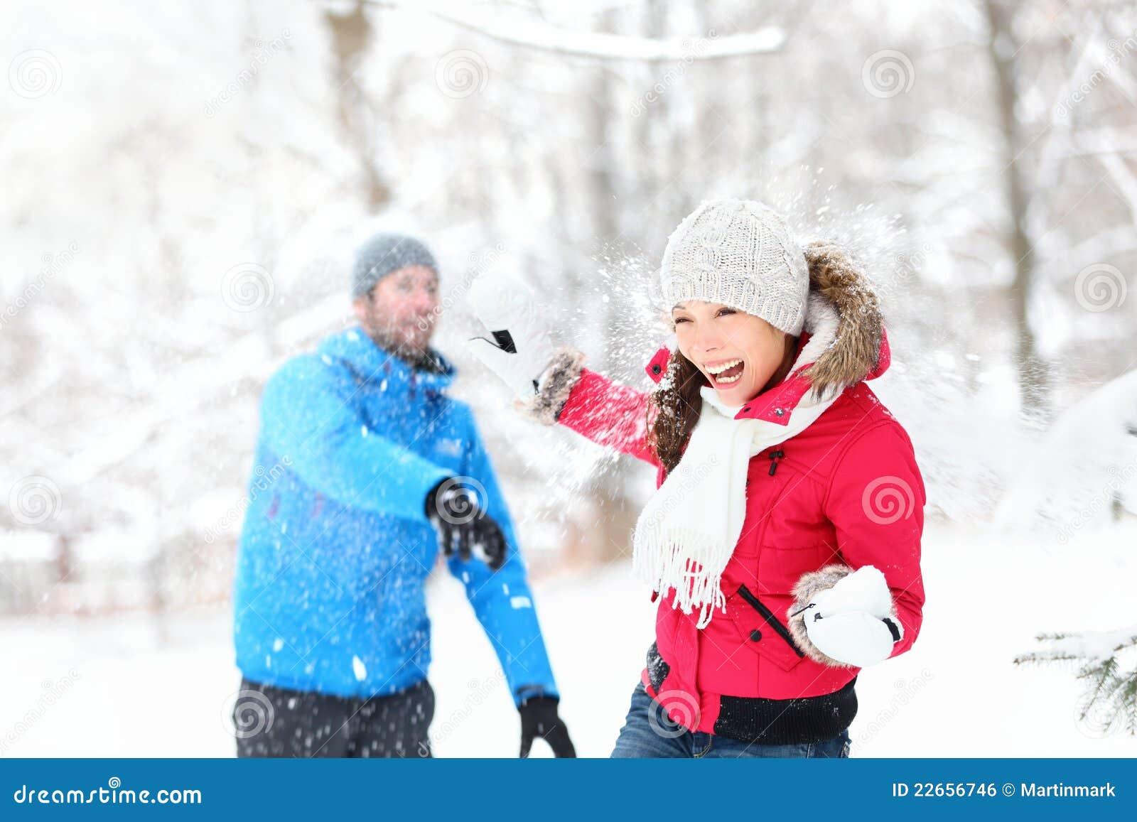 Luta do Snowball