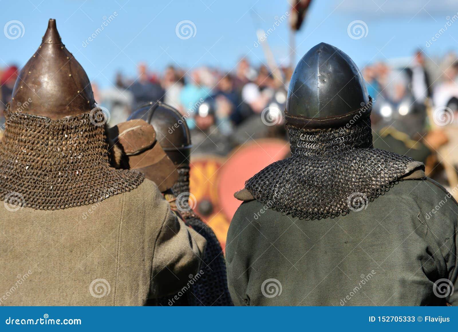 Lutas medievais em Lituânia
