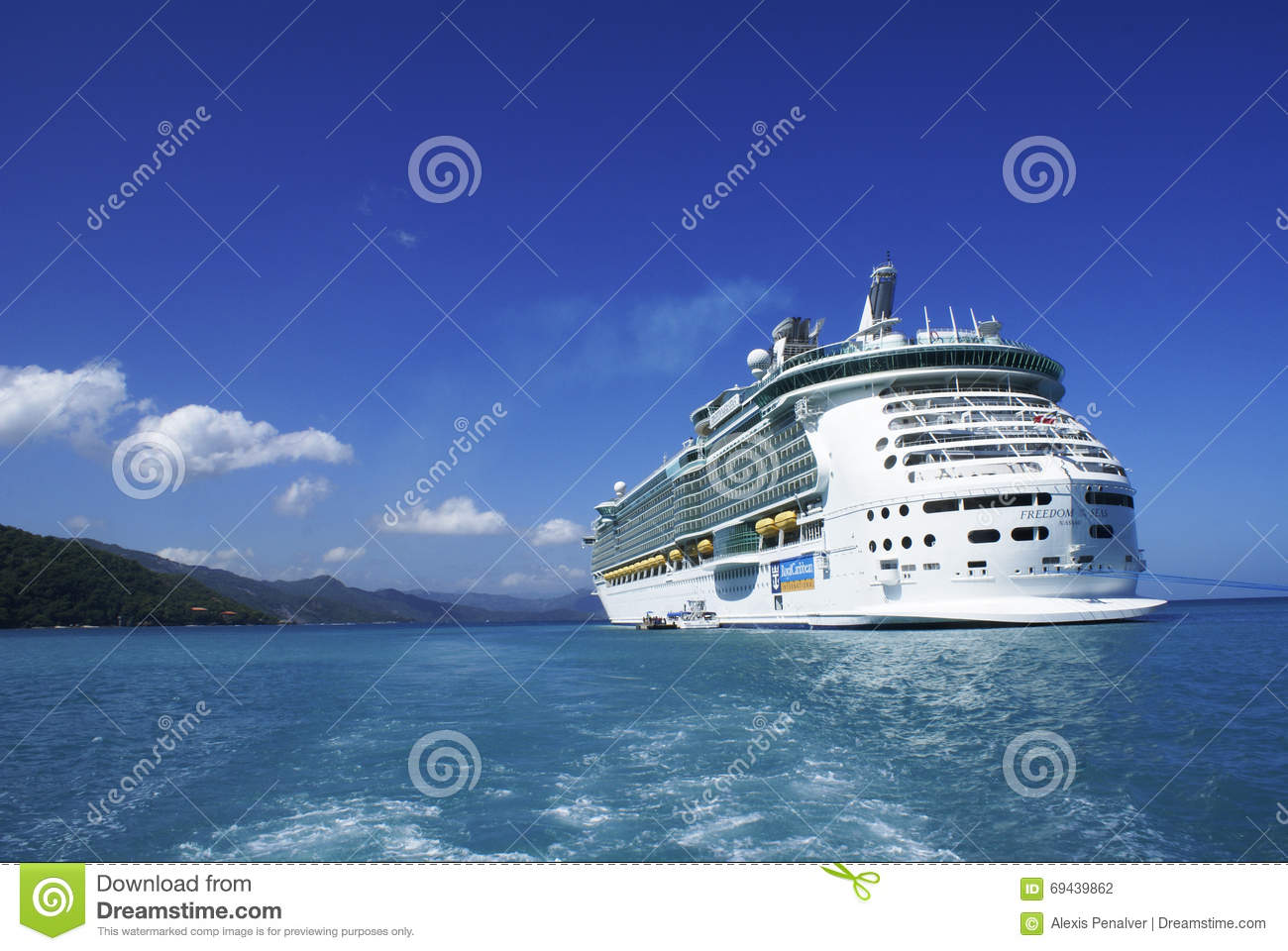 Luxecruise in Labadee