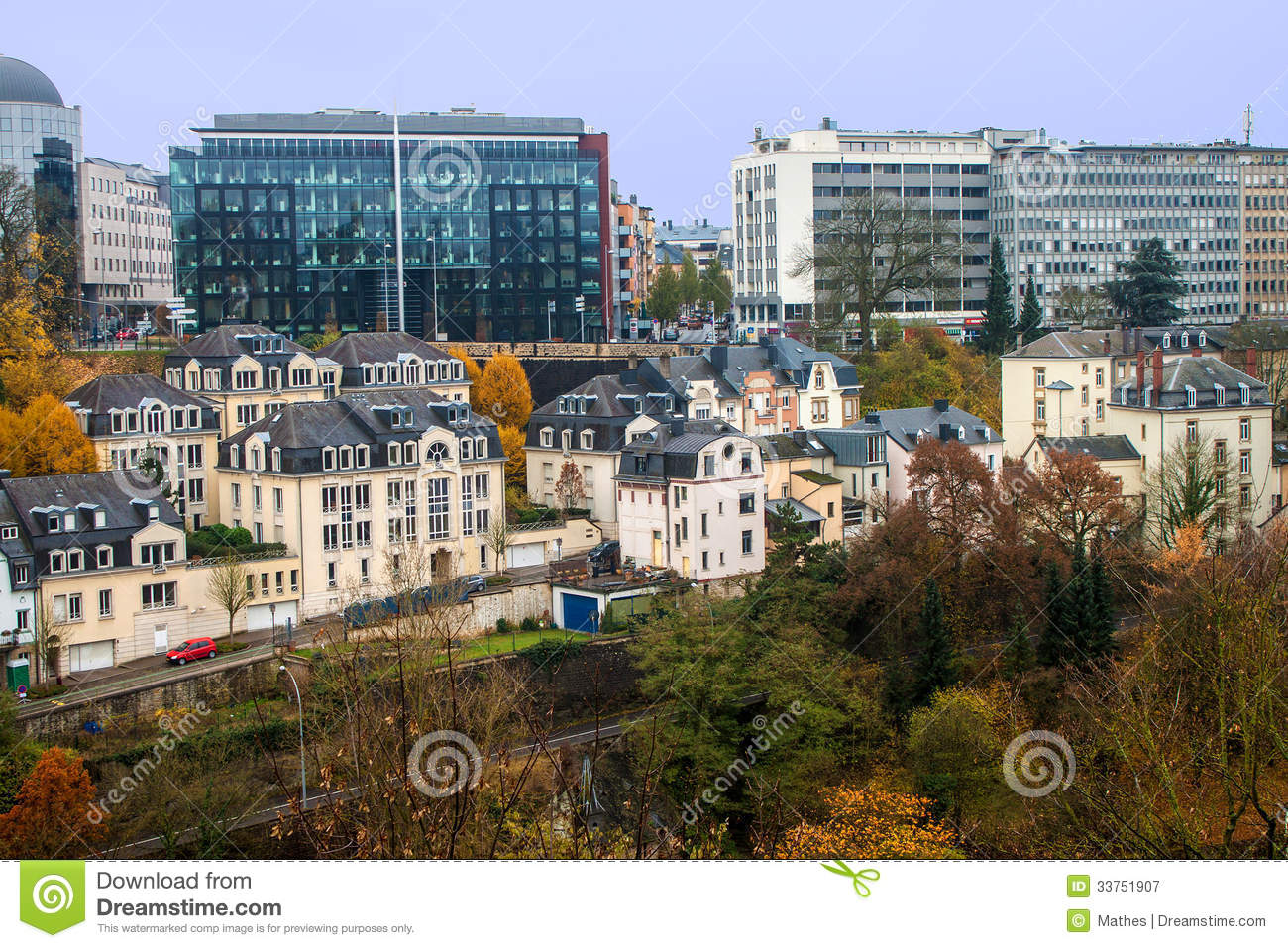 Luxembourg royalty free stock photography image 33751907 for Luxembourg homes