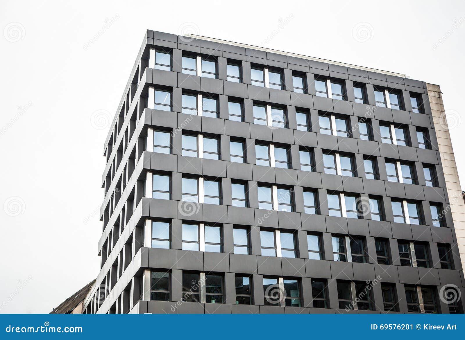 LUXEMBURG - 30. OKTOBER 2015: Moderne Architektur Von Europäischen ...