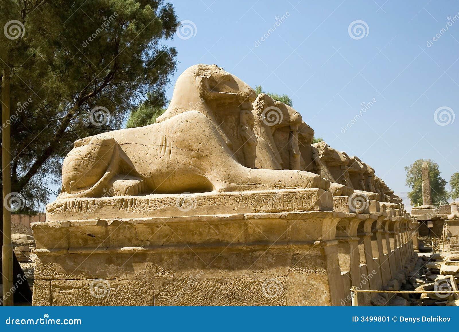 Luxor. Karnak