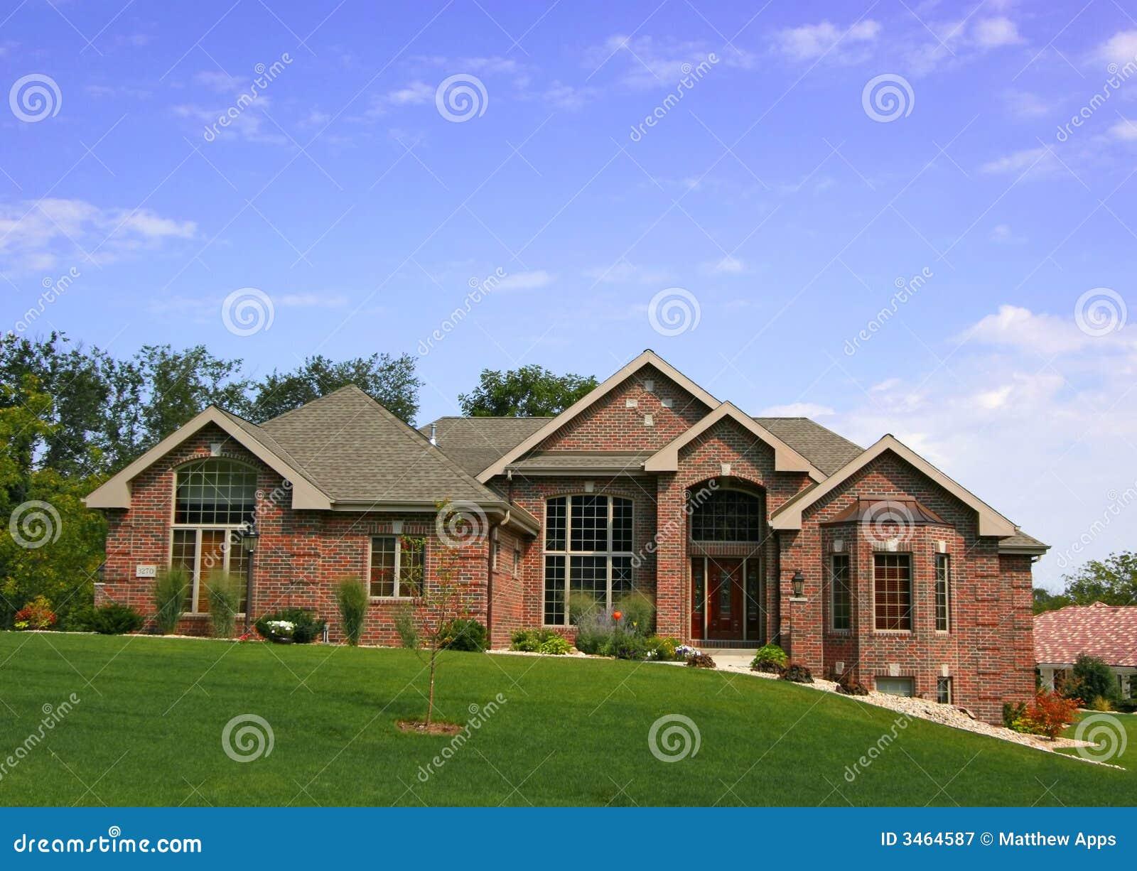 Luxueus uitvoerend huis