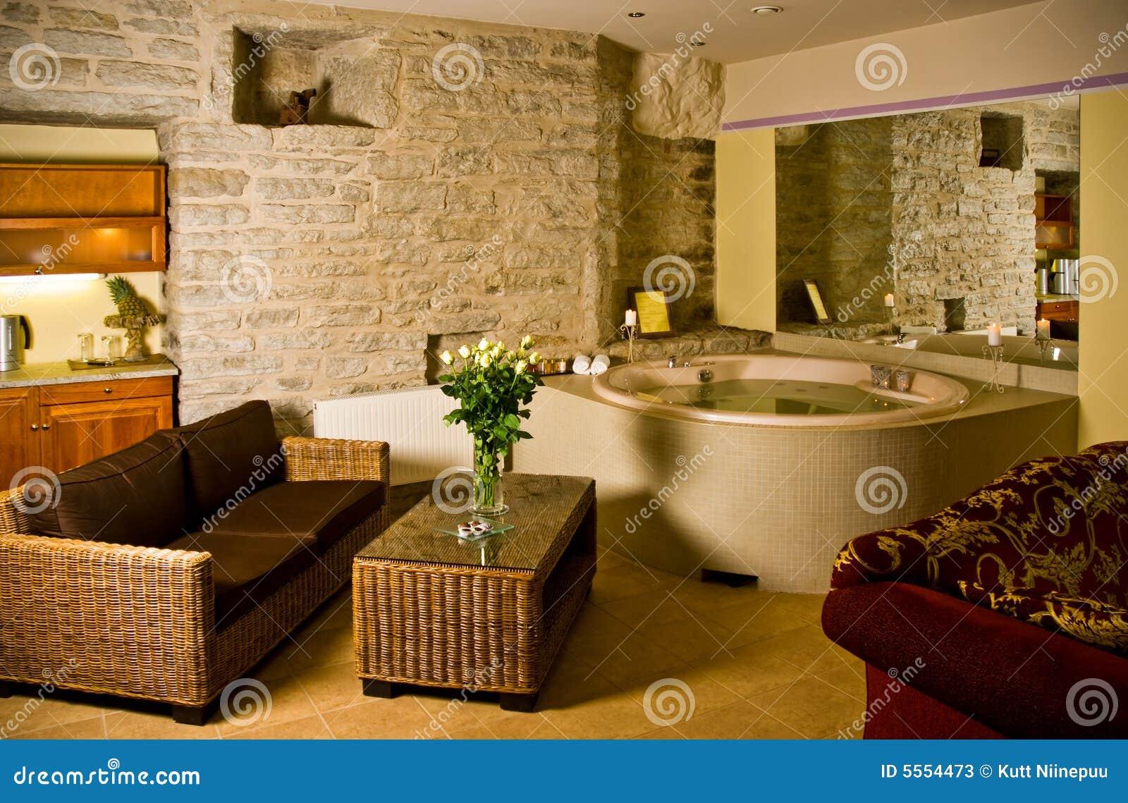 Luxuriöses Hotelzimmer