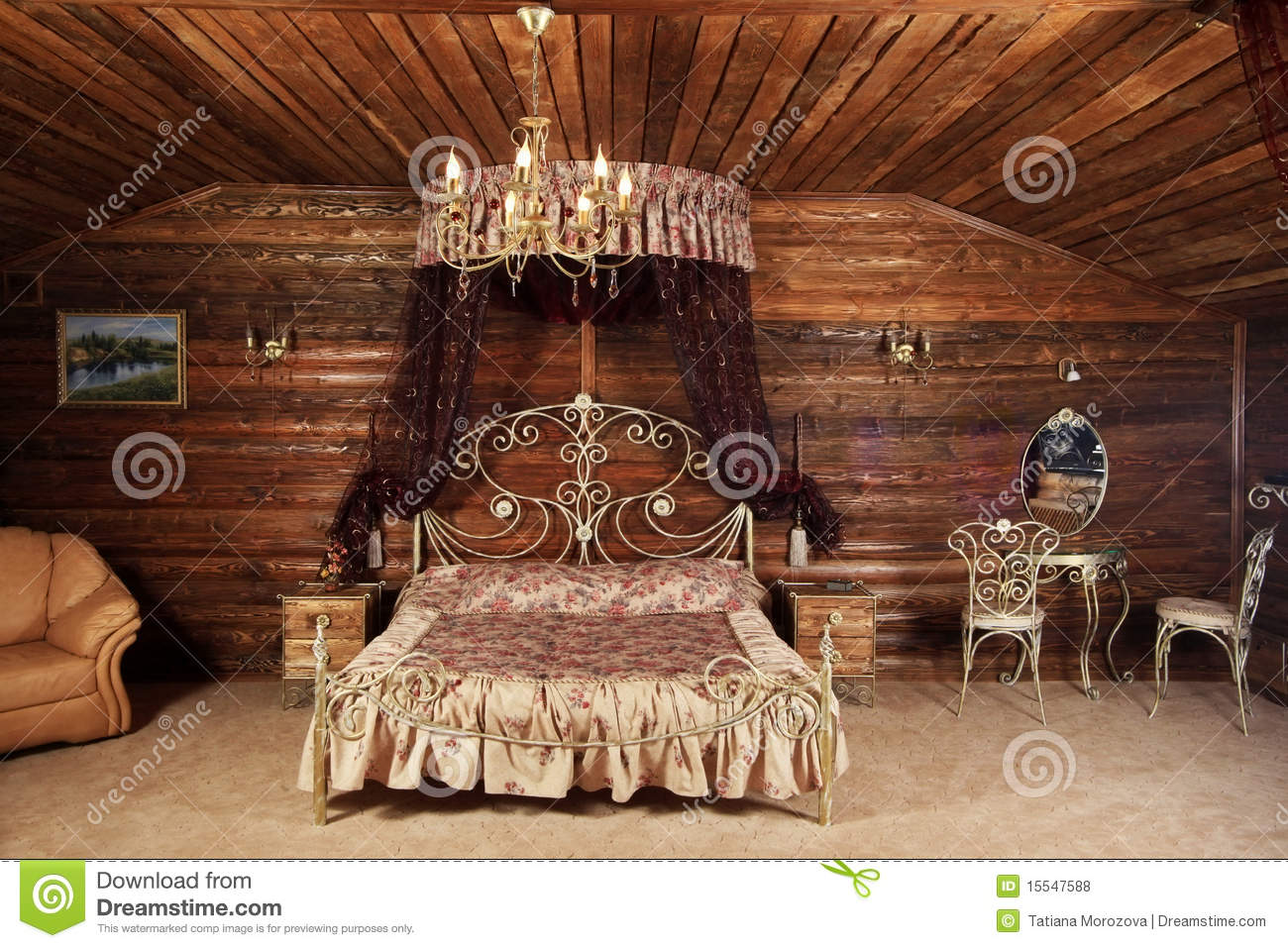 Luxurious Bedroom Luxurious Bed Royalty Free Stock Photos Image 15547588