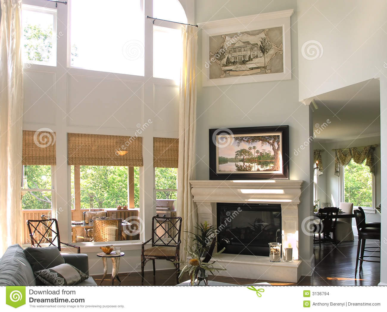 Luxury 7 - living room 2