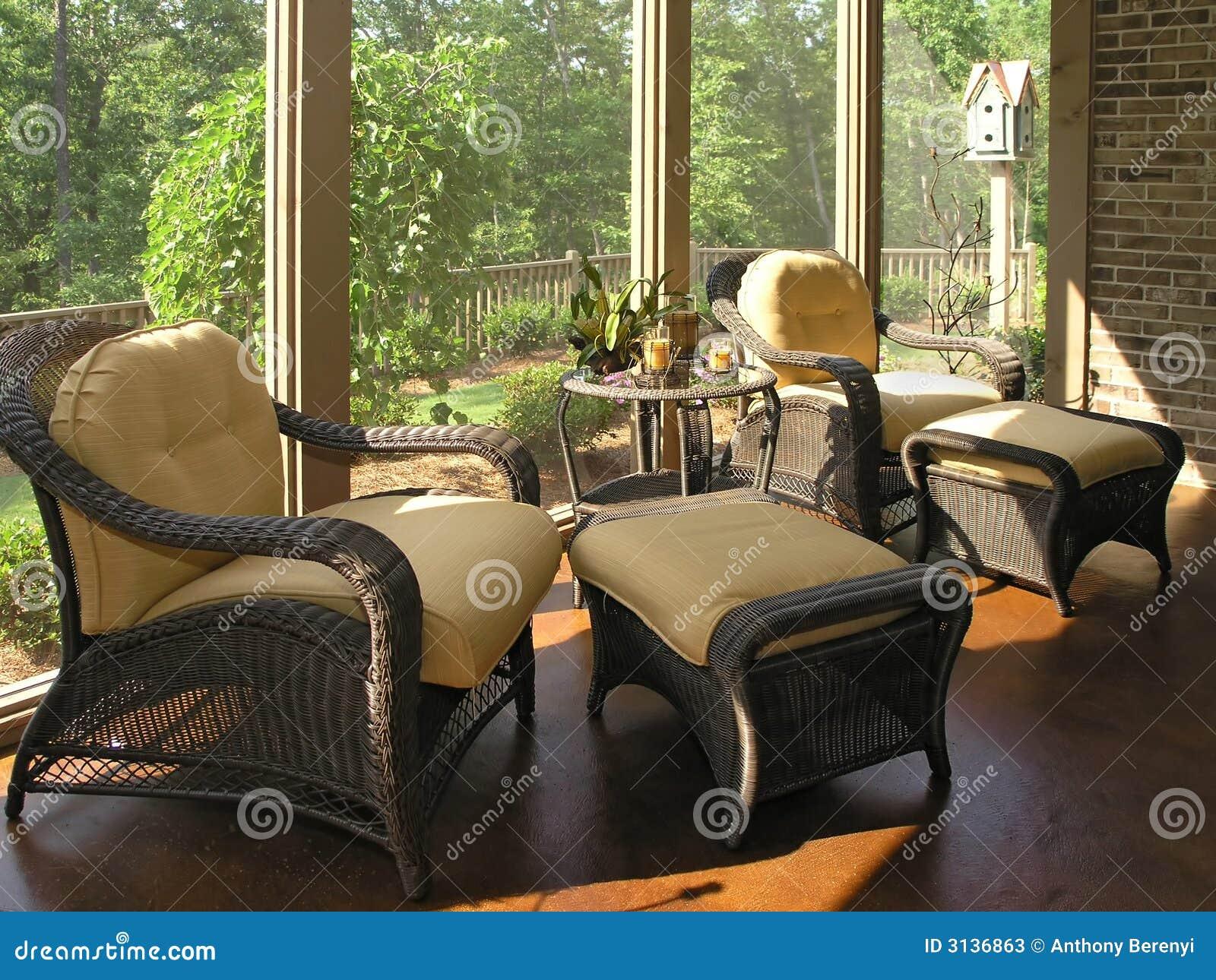 Luxury 7 - sun room 1