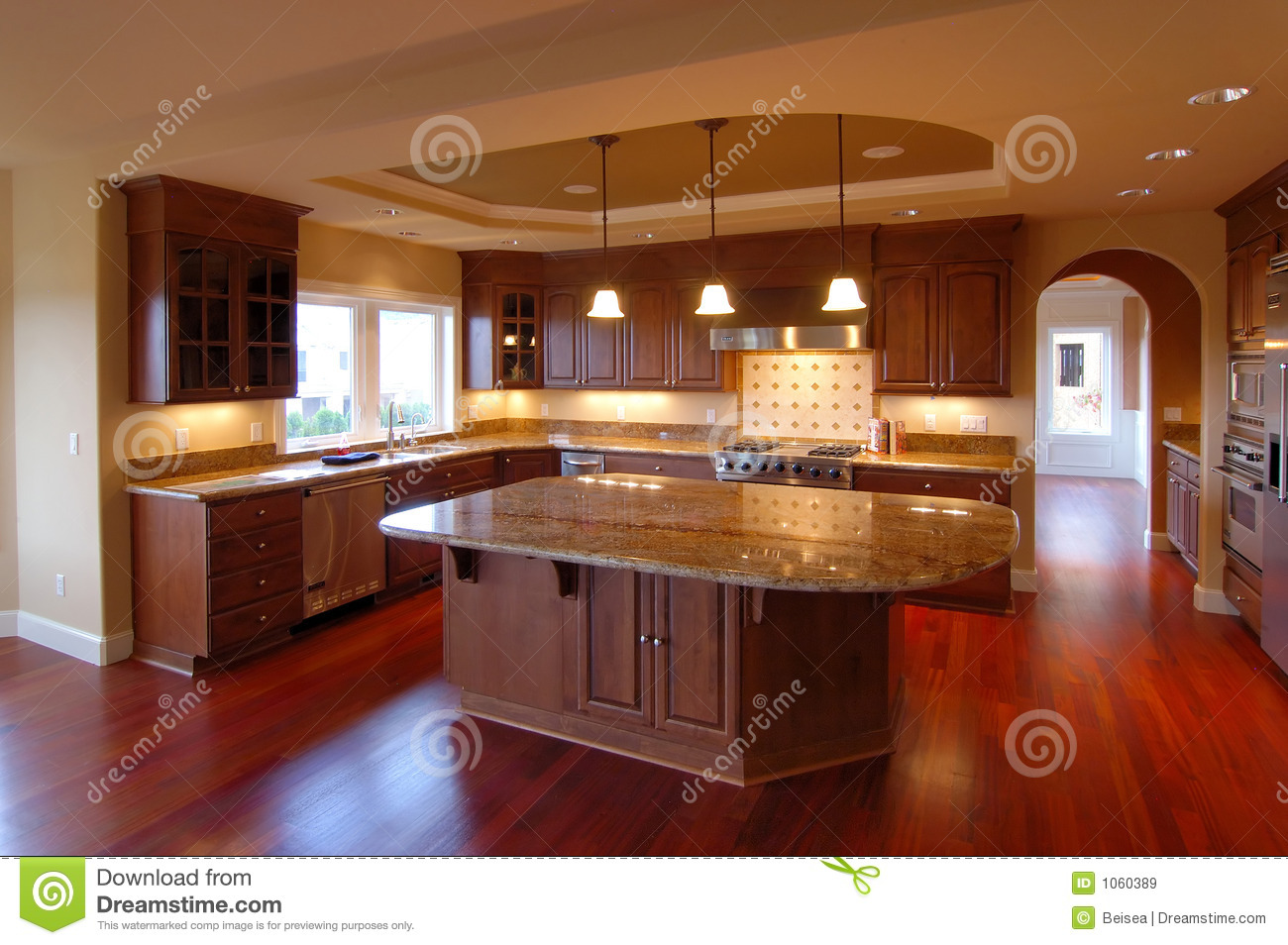 Luxury american house interior no 4 stock image image of - Casas americanas interior ...