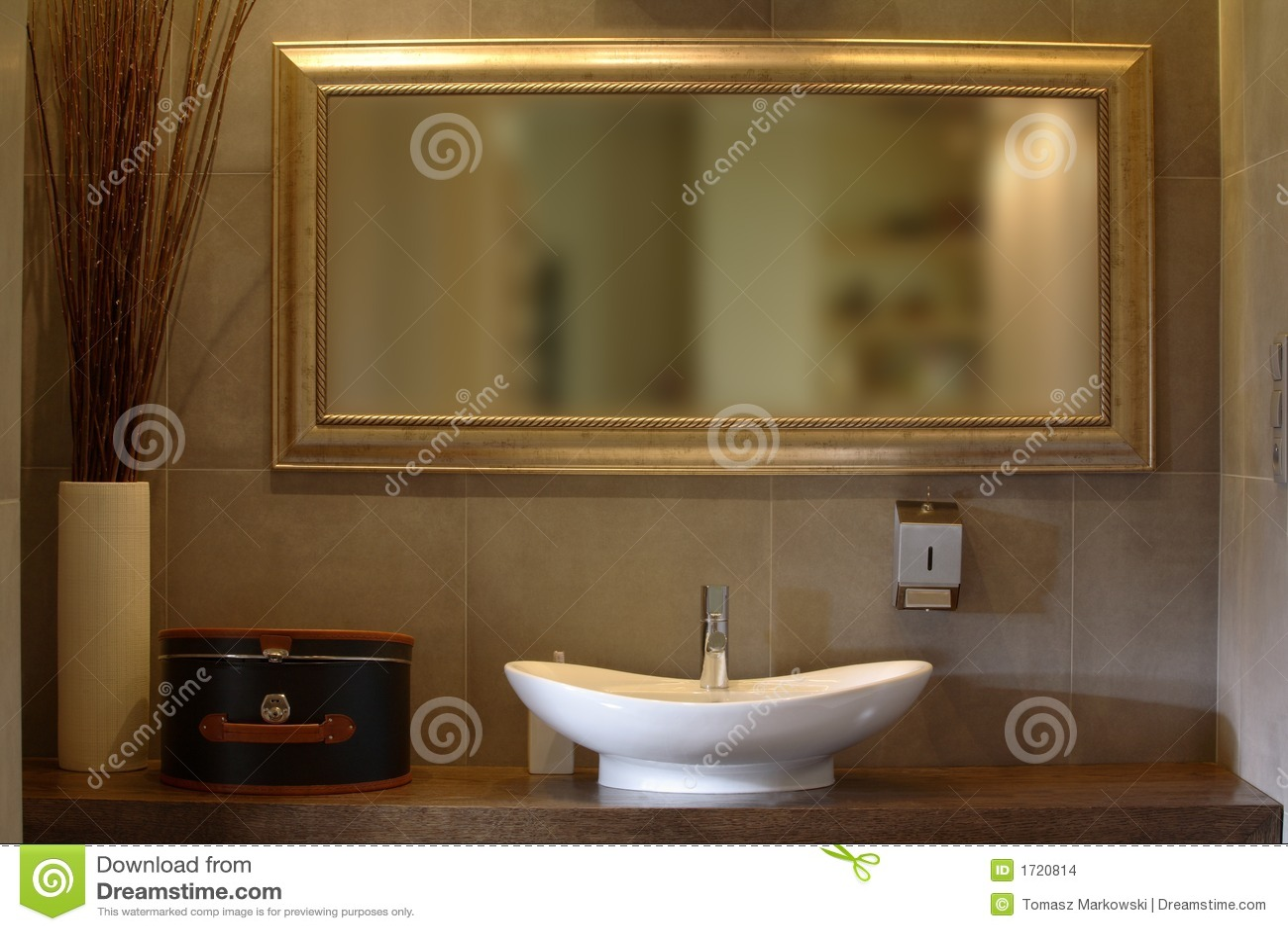 Luxury Apartment Bathroom