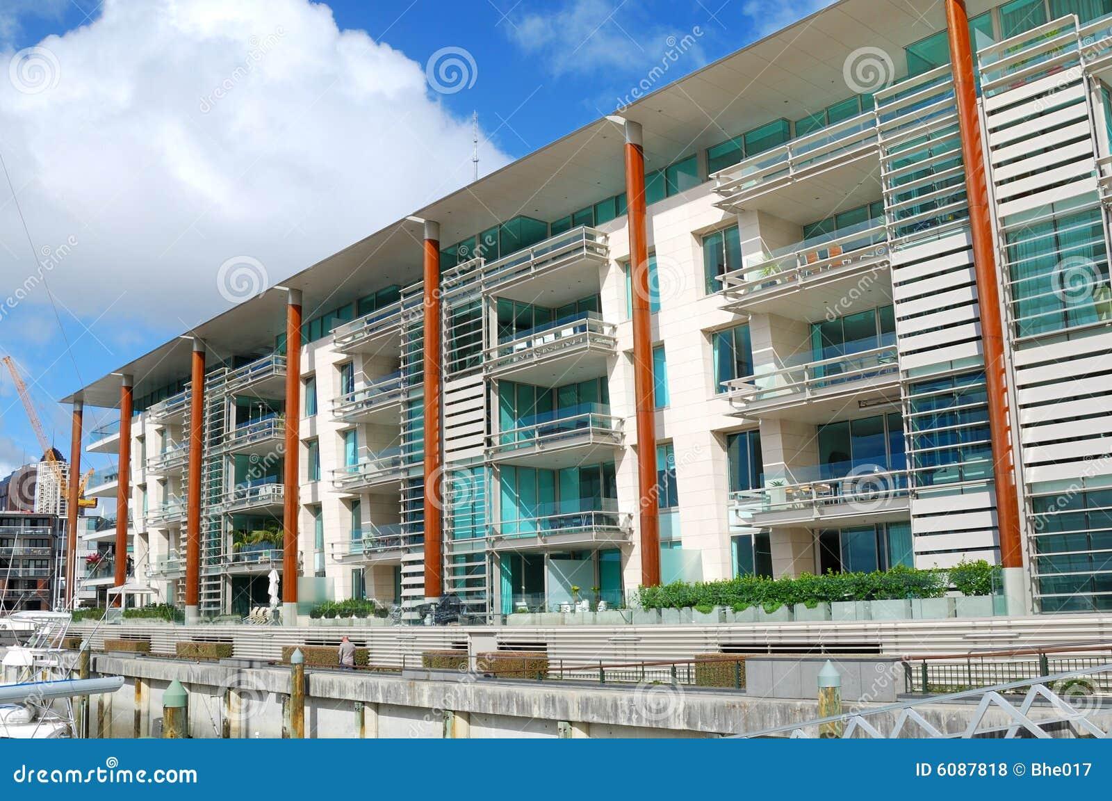 Luxury apartment exterior royalty free stock photos image 6087818