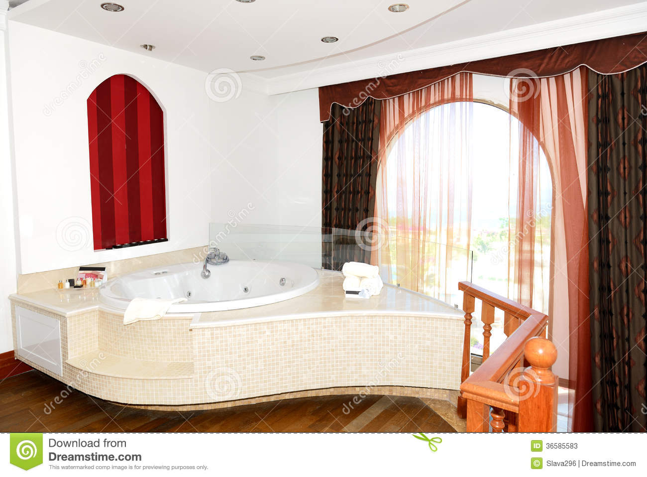 Luxury Apartment With Jacuzzi Bathroom Stock Photos Part 62