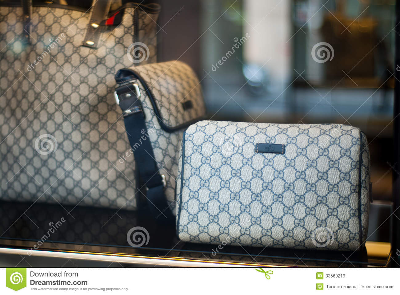 Luxury Bags Editorial Stock Image Image Of Trend Logos 33569219
