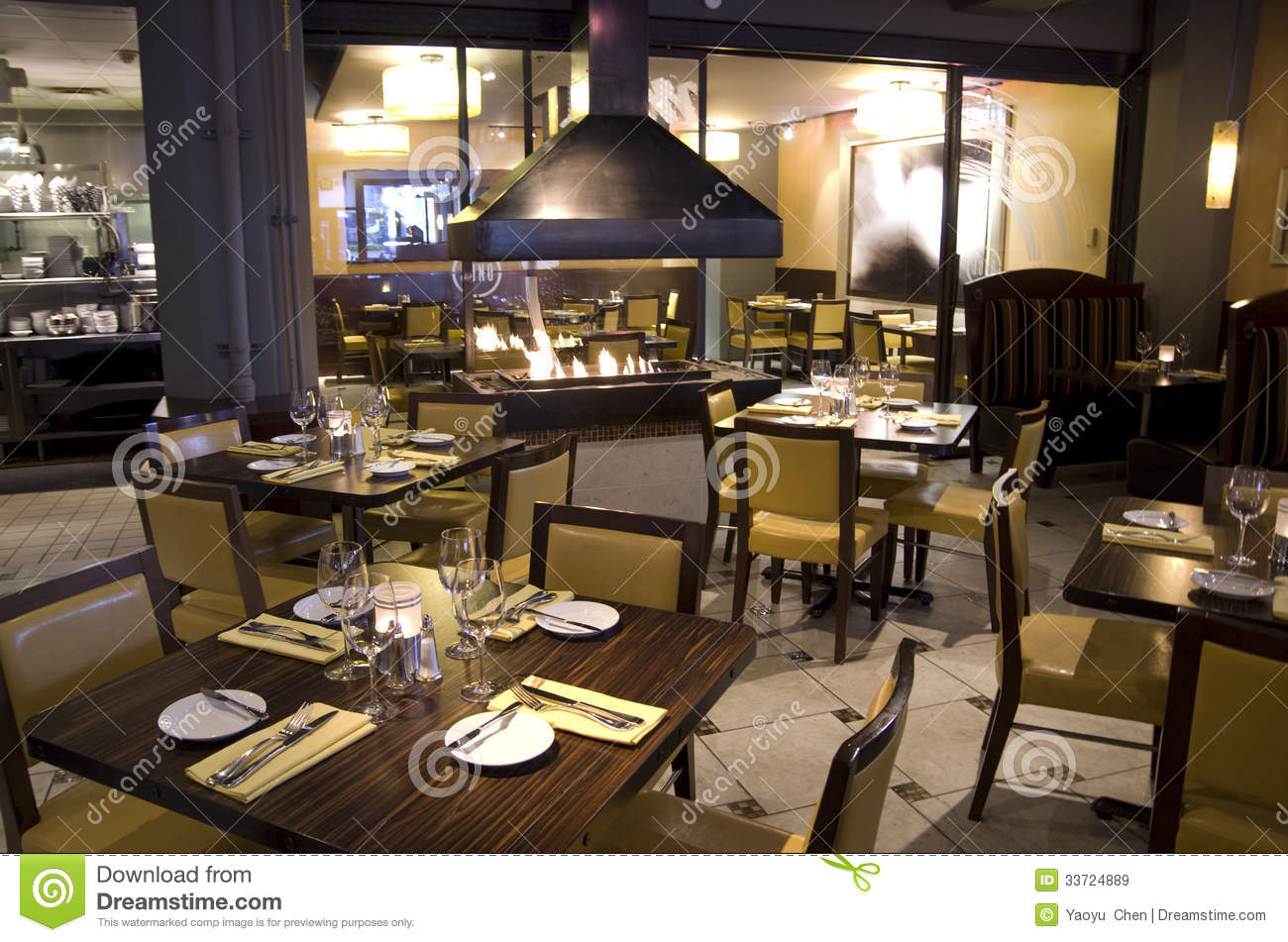 Luxury bar restaurant editorial stock image. Image of designs - 33724889