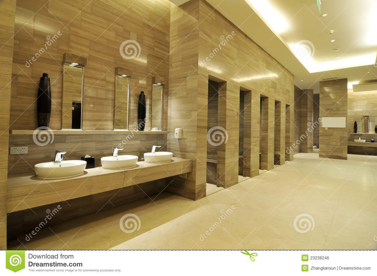 luxury bathroom stock photo image of male flush porcelain 23238246 rh dreamstime com
