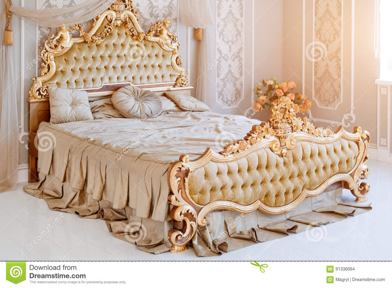 Bedroom Design Royal