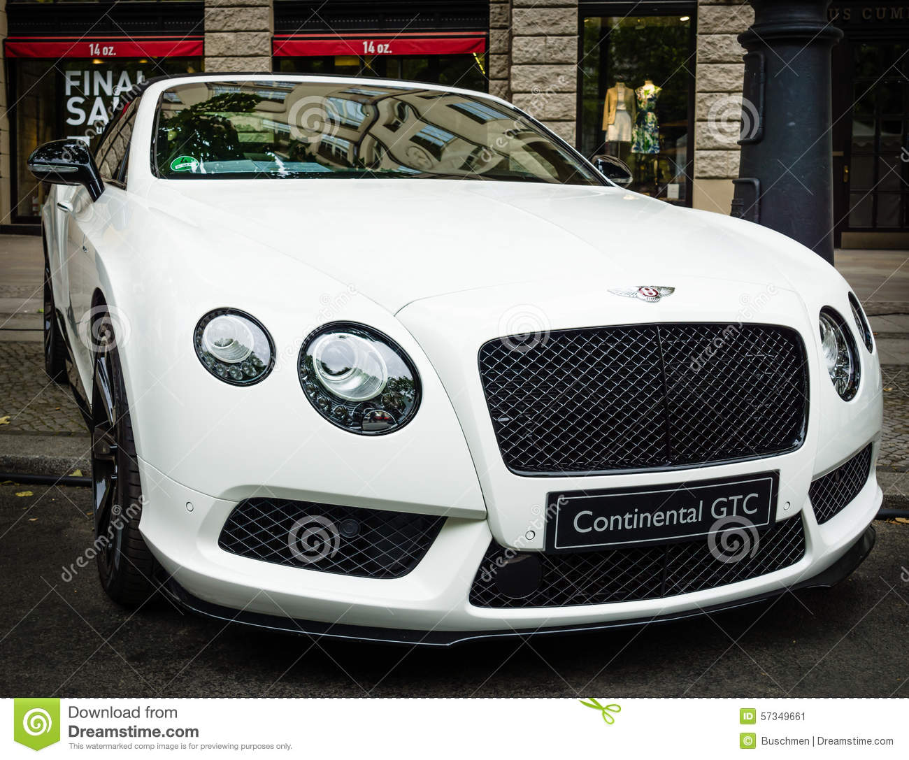 Cars Luxury Cars Bentley: Luxury Car Bentley Continental GTC Editorial Photo