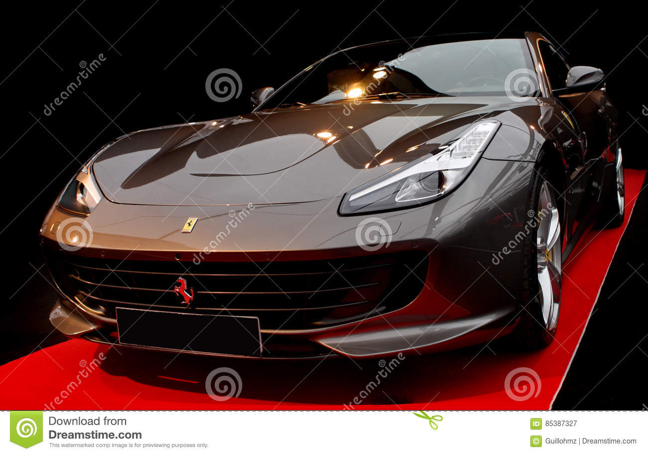 Luxury Car Ferrari Editorial Photography Image Of Festival 85387327