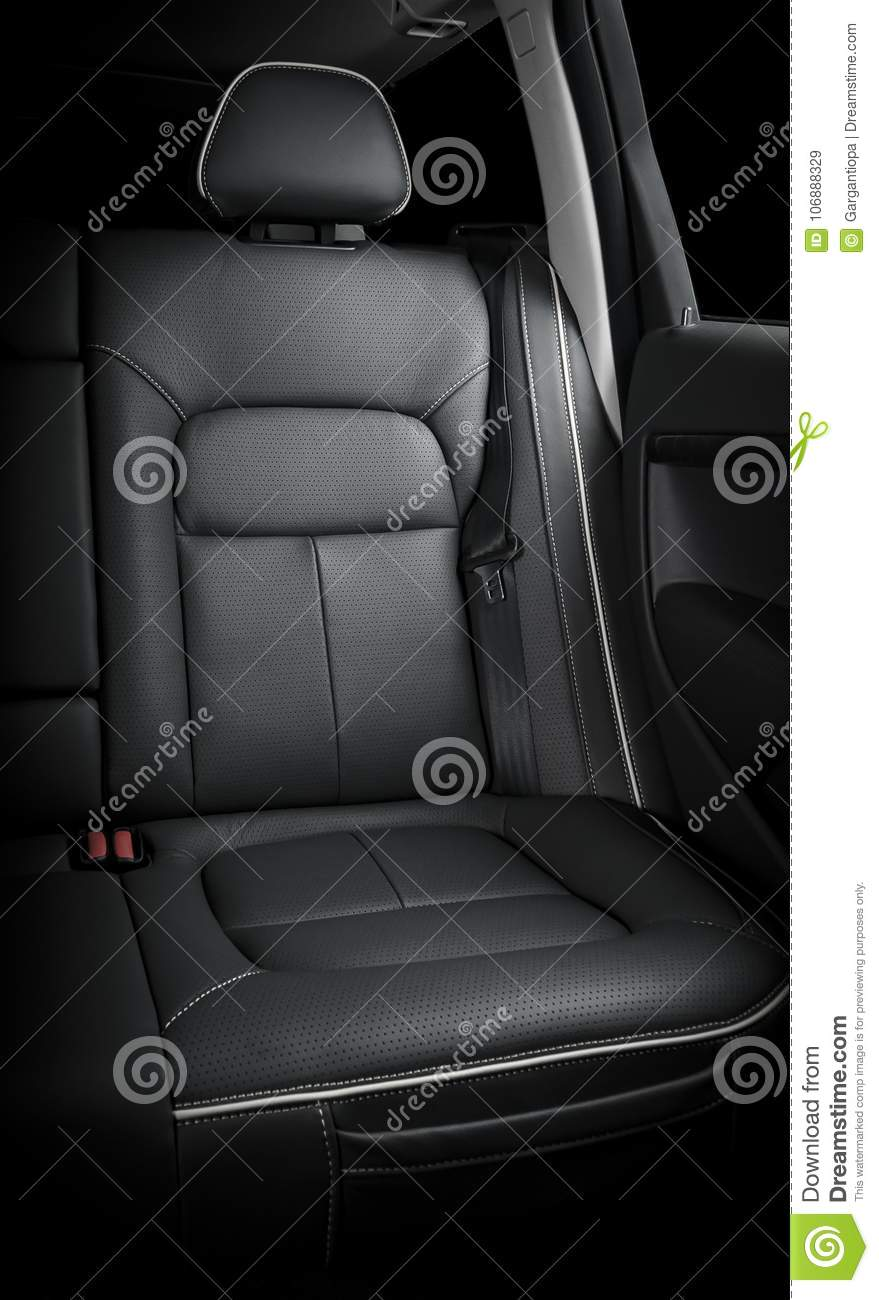 Luxury Car Inside Interior Of Prestige Modern Car Stock Image Image Of Button Industry 106888329