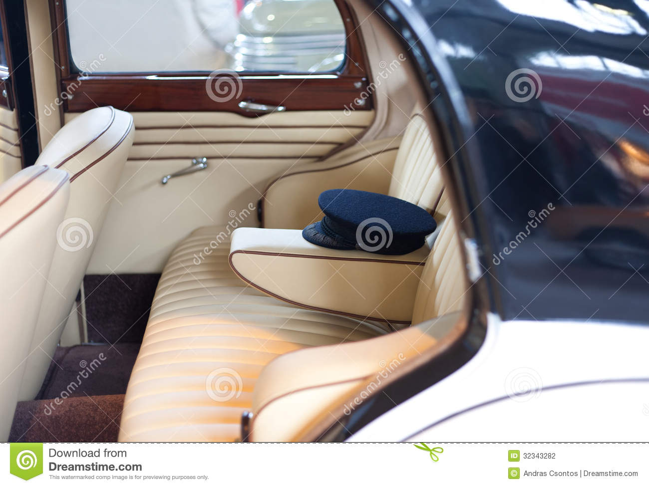 luxury car interior stock photography image 32343282. Black Bedroom Furniture Sets. Home Design Ideas