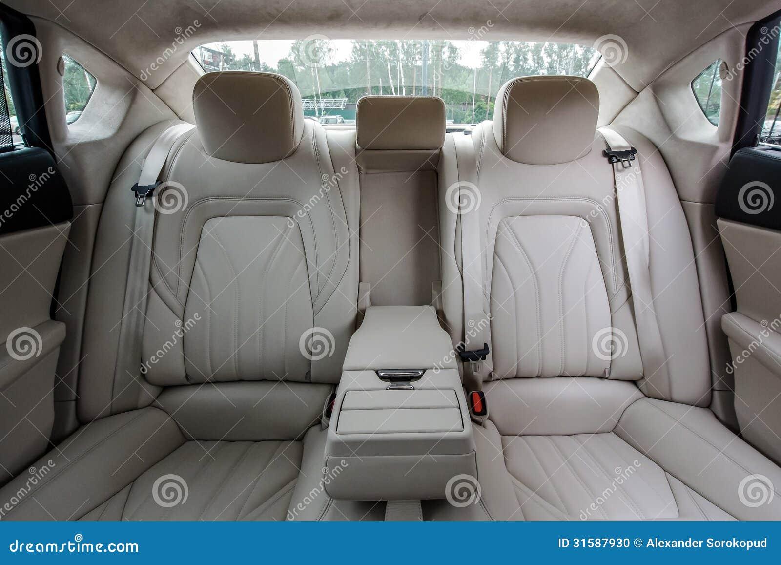luxury car interior stock photo image 31587930. Black Bedroom Furniture Sets. Home Design Ideas
