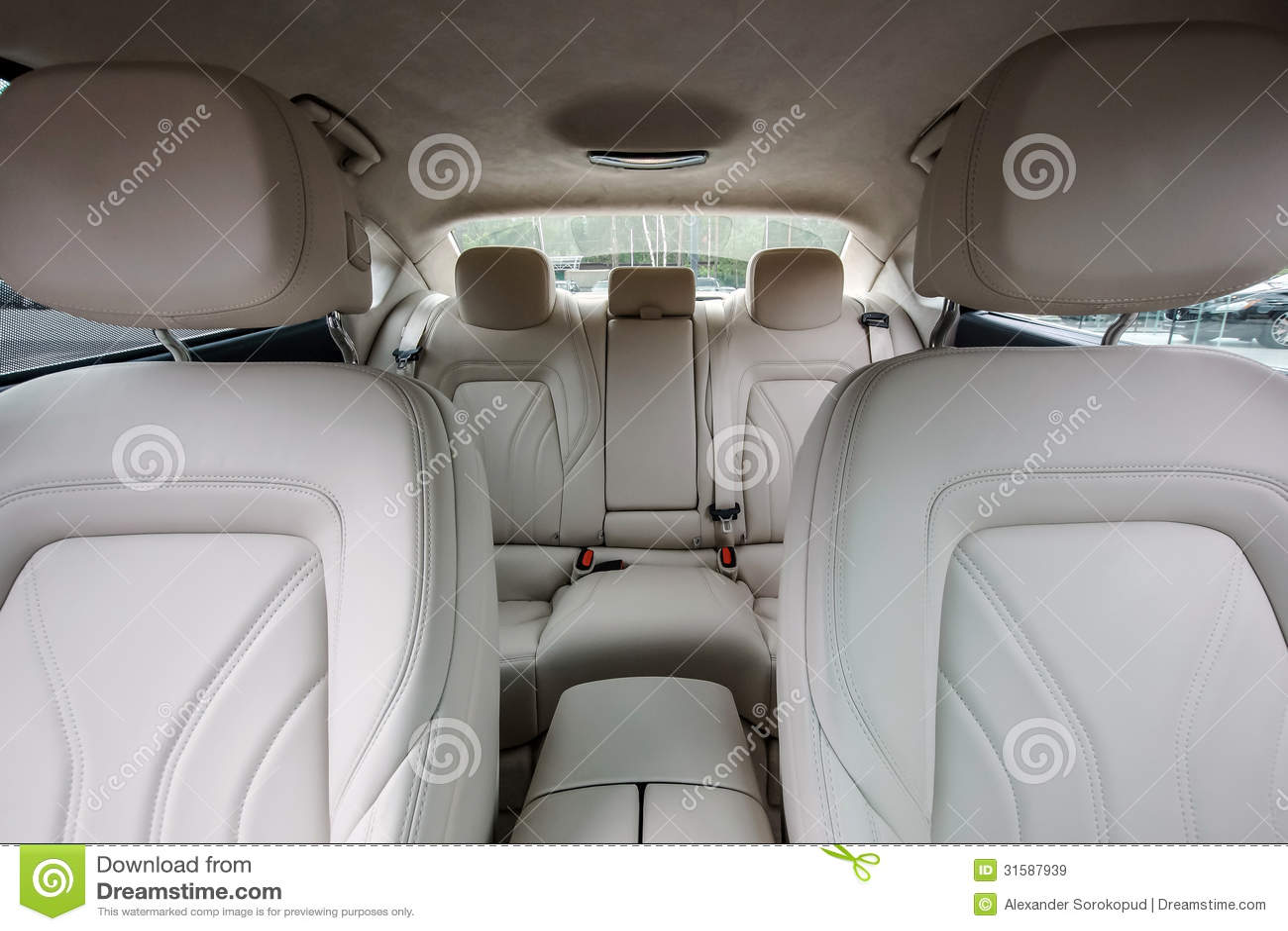 luxury car interior royalty free stock images image 31587939. Black Bedroom Furniture Sets. Home Design Ideas