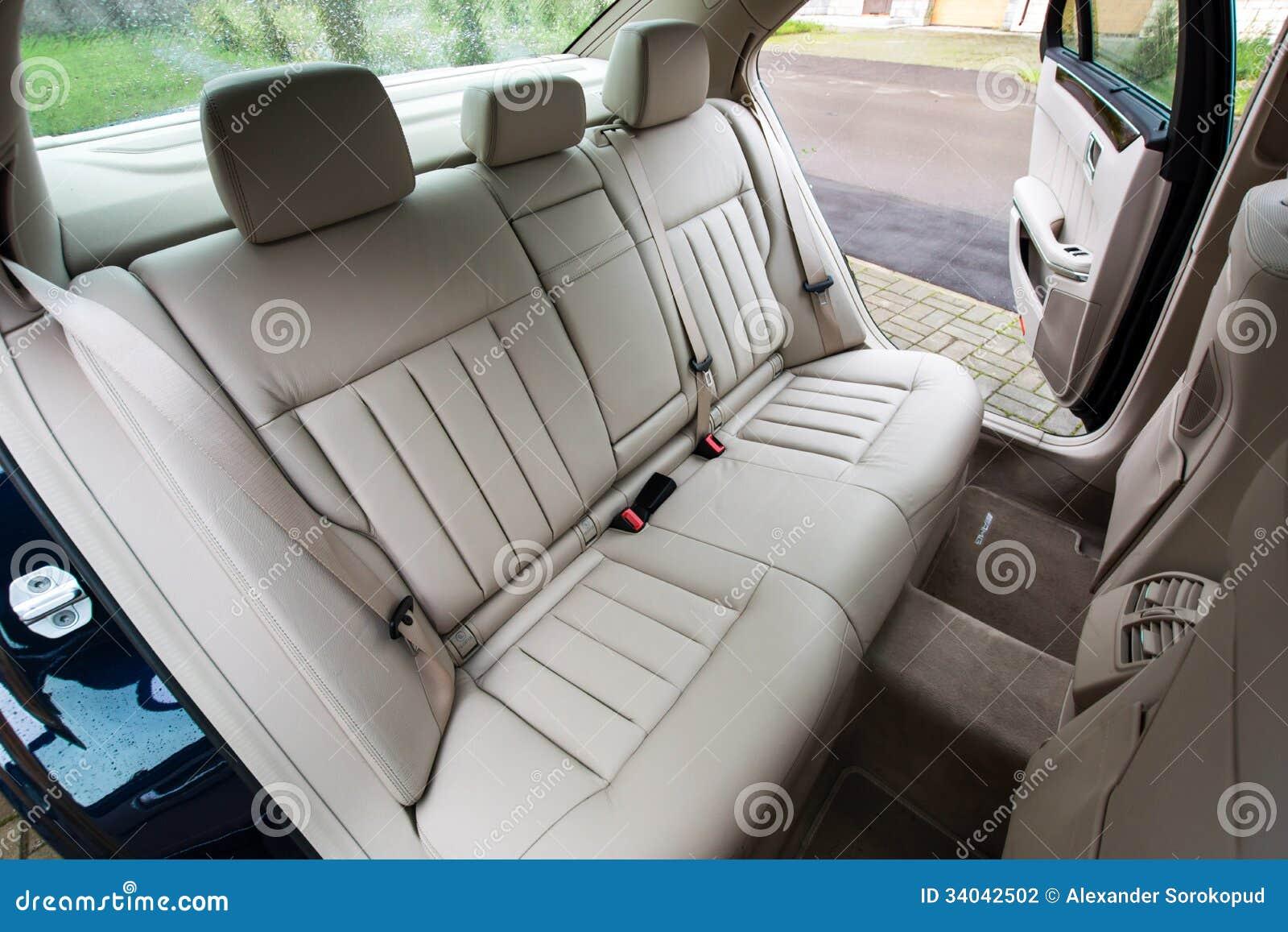 luxury car interior stock photography image 34042502. Black Bedroom Furniture Sets. Home Design Ideas