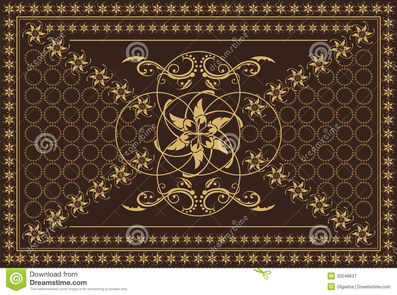 Brown Carpet Royalty Free Stock Photography Image 30048637