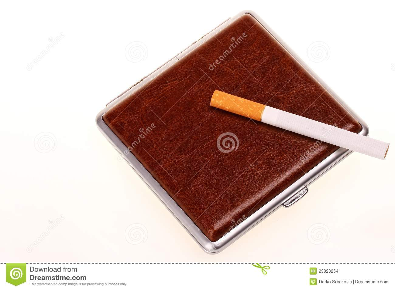 how to fix a cigarette burn on leather
