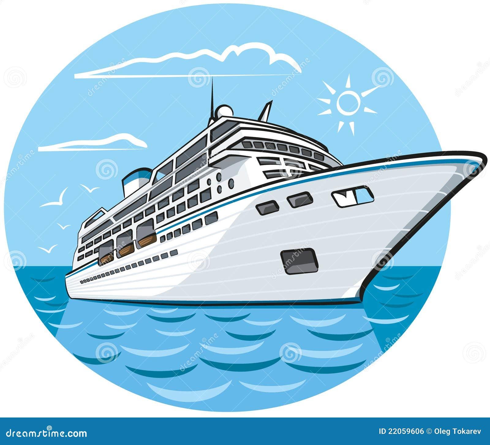 Luxury Cruise Ship Royalty Free Stock Image - Image: 22059606