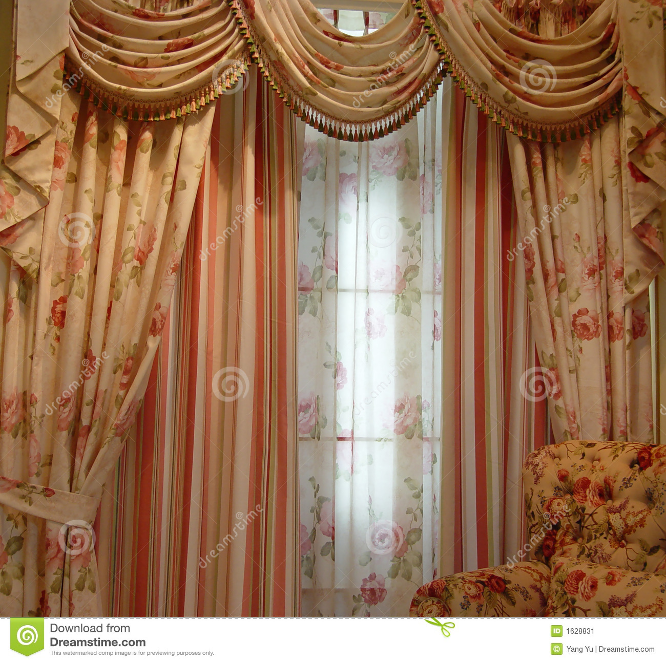 Thermal Curtains For Winter Persian Curtains and Drapes