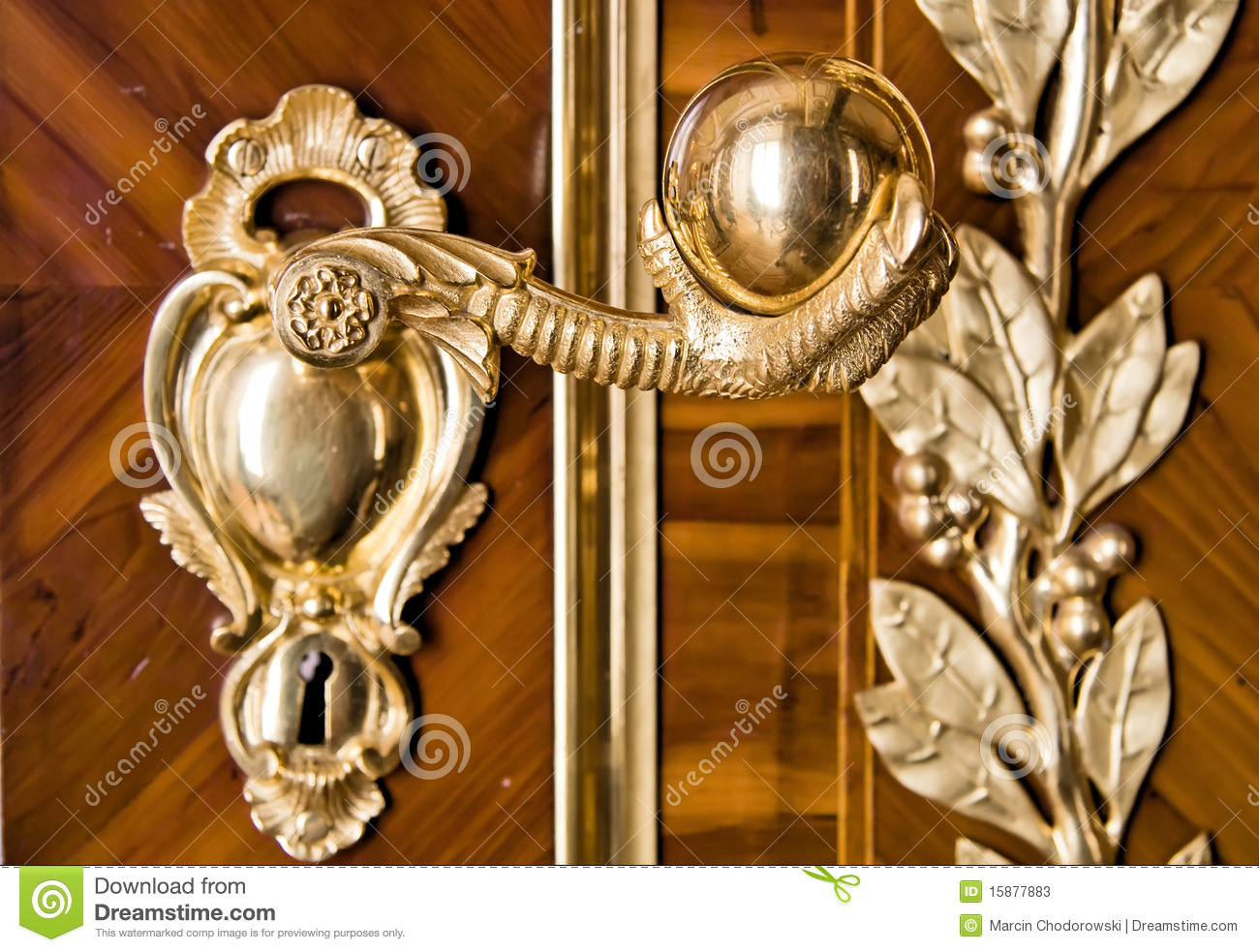 Luxury Door Handle
