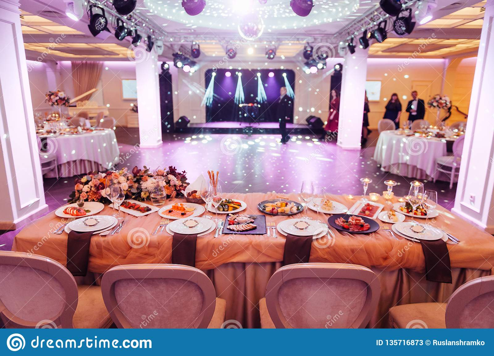 Fine Luxury Elegant Wedding Reception Table Arrangement Floral Best Image Libraries Weasiibadanjobscom