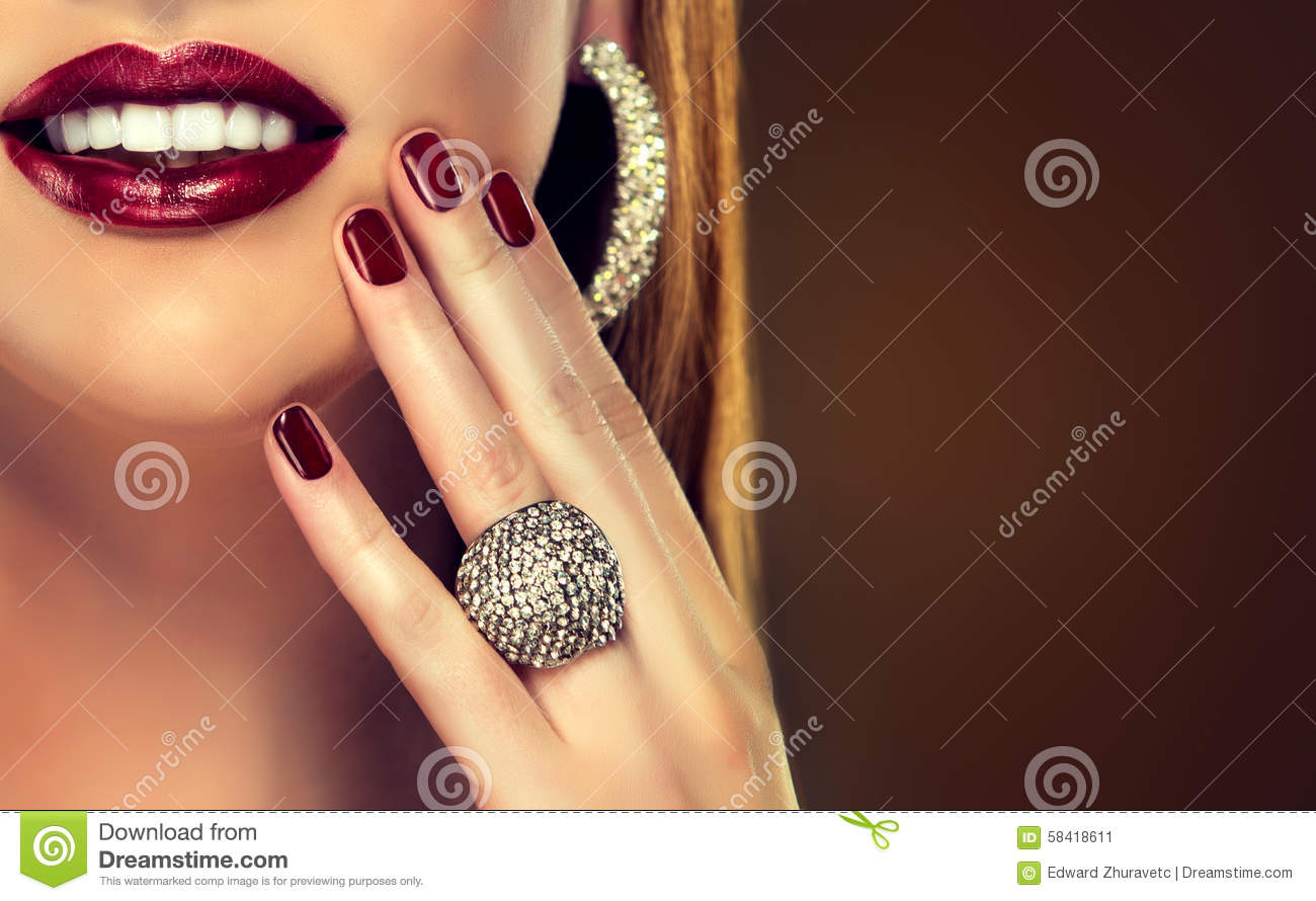 Luxury Fashion Style Stock Photo Image 58418611